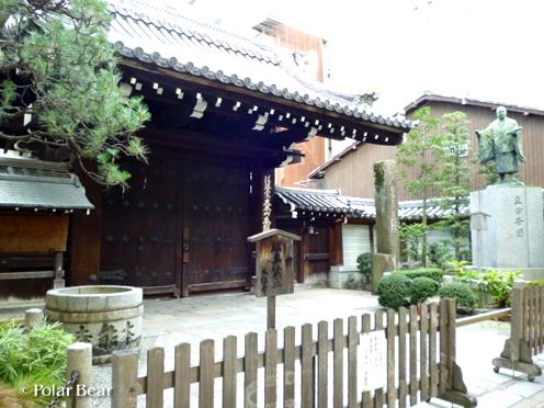 京都・本能寺