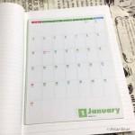 2016カレンダー