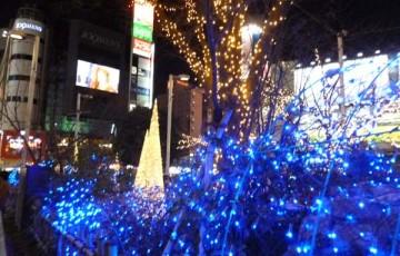 渋谷駅ハチ公口前