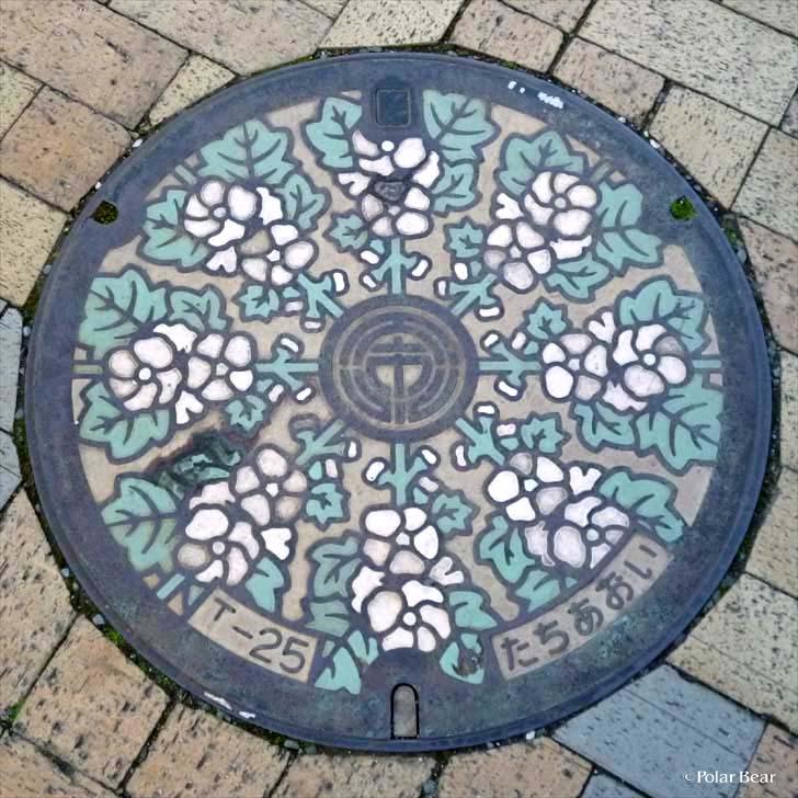 静岡市マンホール
