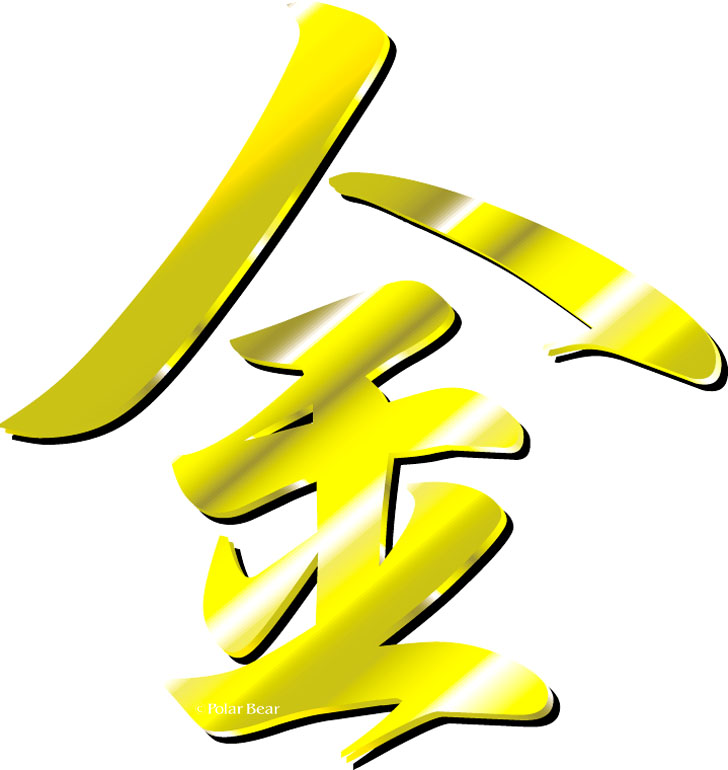 2016年 今年の漢字 金