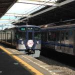 西武池袋線 埼玉西武ライオンズ ラッピング電車