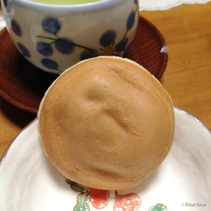 京銘菓阿闍梨餅