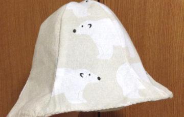 手縫い帽子