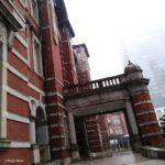 雪の日の東京駅 株式会社 ポーラベア
