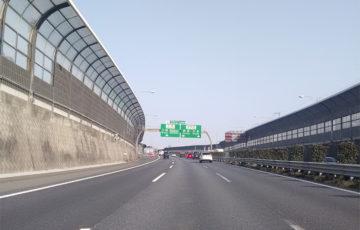 車 高速道路 ポーラベア