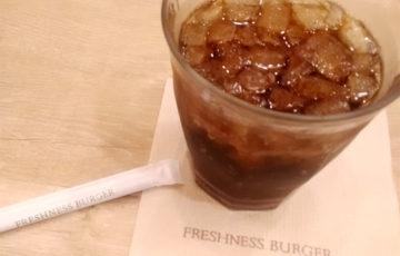 コーラ フレッシュネスバーガー 喫茶 ポーラベア