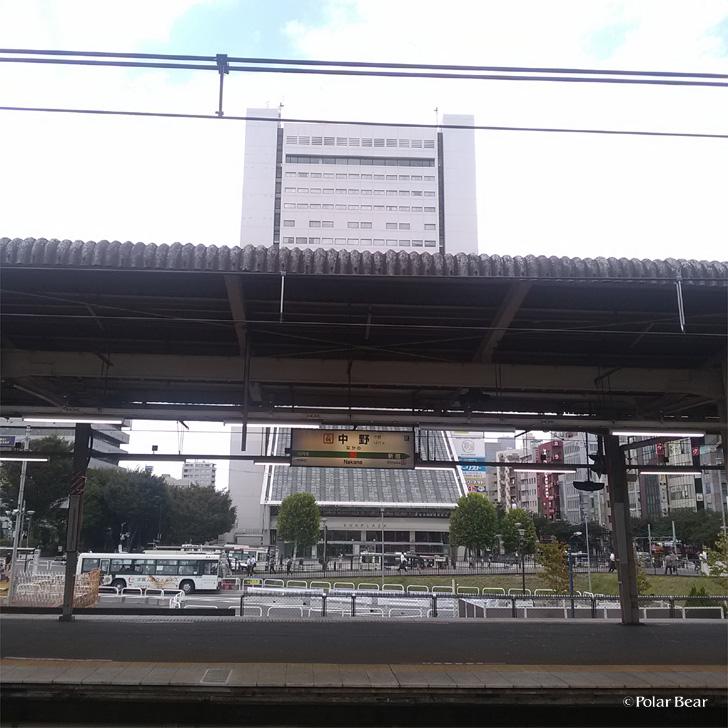 中野 中野サンプラザ ポーラベア
