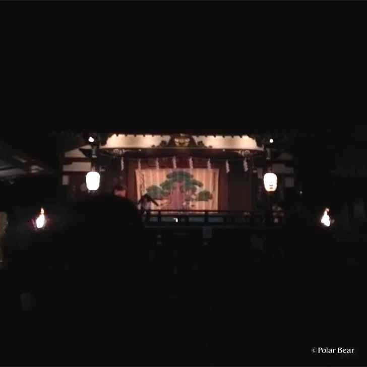 神楽 大国魂神社 東京 府中 大鷲神社 お酉さま 三の酉 熊手 ポーラベア