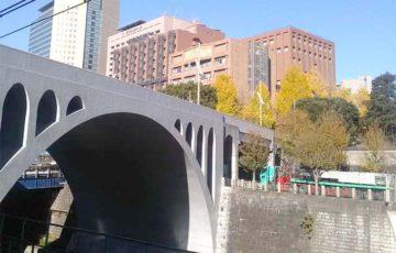 御茶ノ水駅 聖橋 ポーラベア