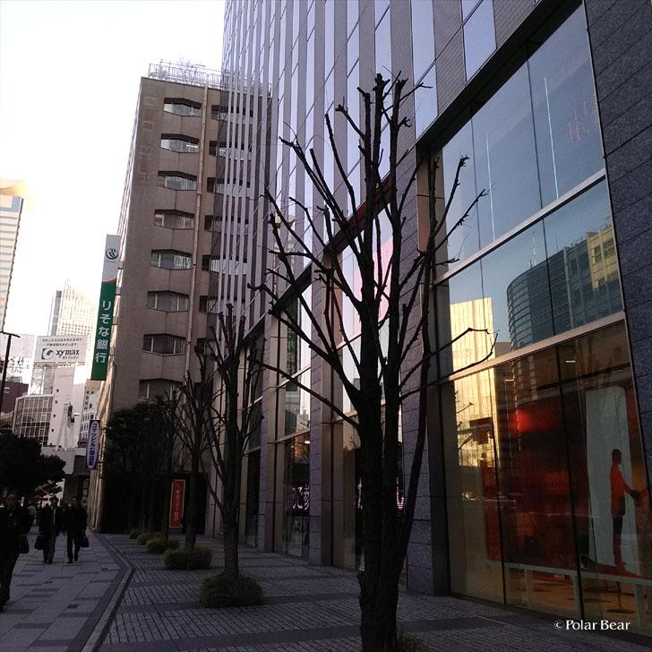 赤坂 ポーラベア 東京スター銀行