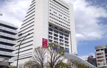中野 中野サンプラザ 青空 ポーラベア
