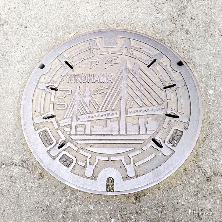 神奈川県 横浜市 ベイブリッジ ポーラベア