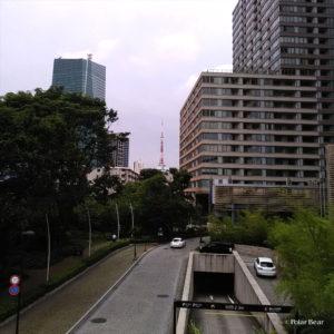 港区 檜町公園 ブランコ TokyoMidtown 東京ミッドタウン 東京タワー ポーラベア