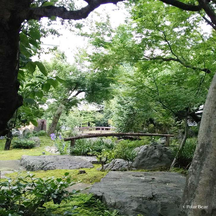 湯島天満宮 湯島天神 梅園 東京都 文京区 ポーラベア