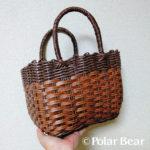 ポーラベア 株式会社ポーラベア お買い物カゴ 籠