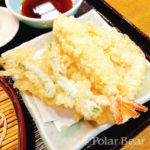 ポーラベア 株式会社ポーラベア 天ぷら 天ぷら蕎麦