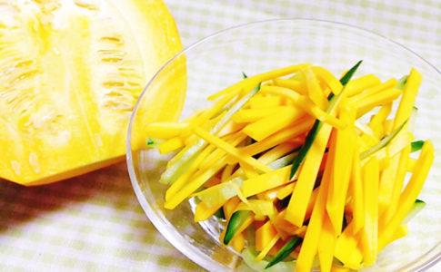 ポーラベア 株式会社ポーラベア 長野県 白馬村 野菜 コリンキー サラダ