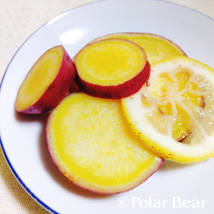 ポーラベア 株式会社ポーラベア さつま芋 レモン煮