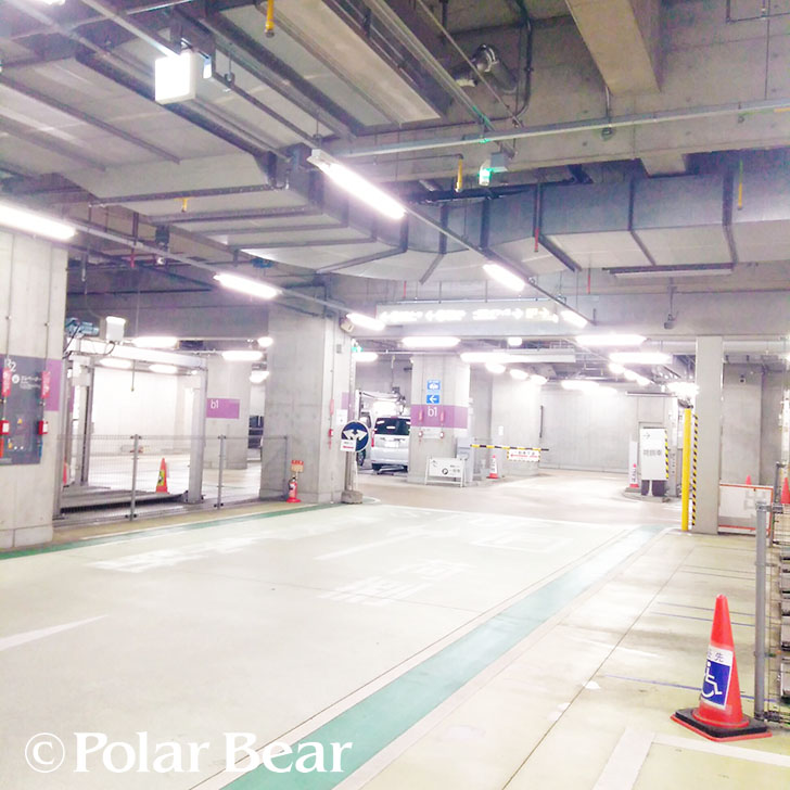 ポーラベア 株式会社ポーラベア 地下駐車場 駐車した場所を忘れない方法