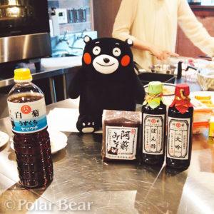 ポーラベア 株式会社ポーラベア 白くまマルシェ 熊本 阿蘇 門前仲町 門仲ennさま 熊本郷土料理 熊本の味噌と醤油